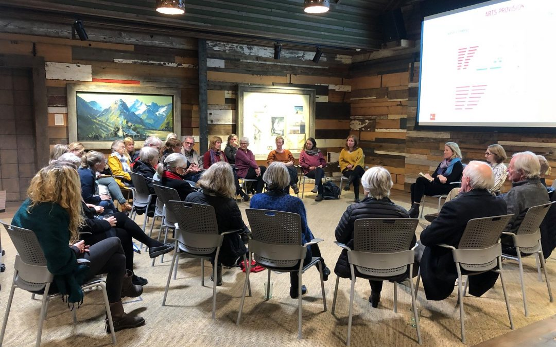 #1 Glenorcy Community Voice Meeting