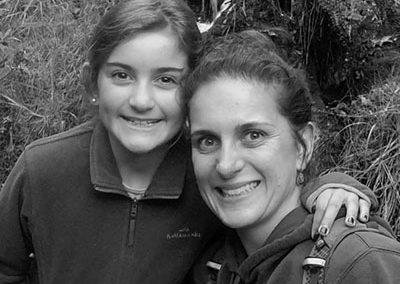 Patricia and Luana Kirchoff