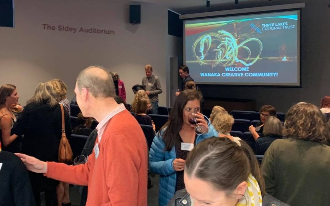 A successful Upper Clutha Creative Community Connect session